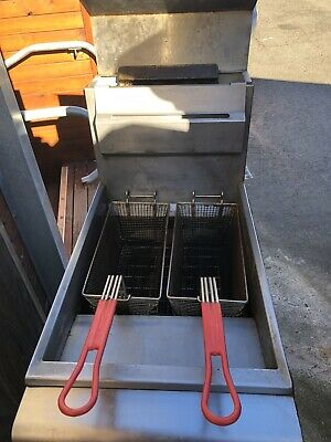Frymaster Twin basket Deep Fryer
