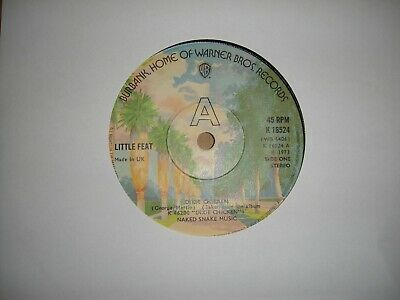 Little Feat - Dixie Chicken  7 Inch Southern Rock Classic ,Nice Copy Please Read
