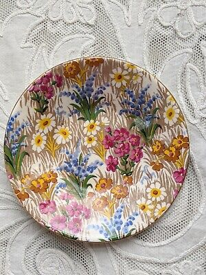 "ROYAL WINTON GRIMWADES England CHINTZ MARGUERITE 4.5"" SAUCE BOWL"
