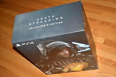 Death Stranding PS4 Collector's Limited Edition BOX ONLY (NO GAME!) Kojima