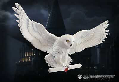 Harry Potter Hedwig Owl Post Noble Collection NN8965
