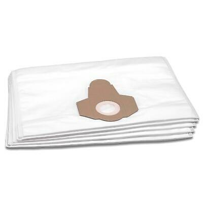 5x Dust bags microfibre for Hoover S 4340 S Forza 1100