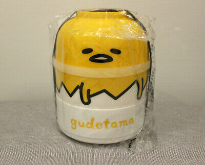Gudetama Bento Box / Lunch Box Sanrio Neu & OVP Exclusive