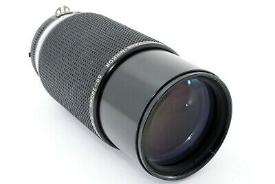 """EXC+"" Nikon Ai-s AIS Nikkor 80-200mm f/4 MF Zoom Lens From Japan #A1509"