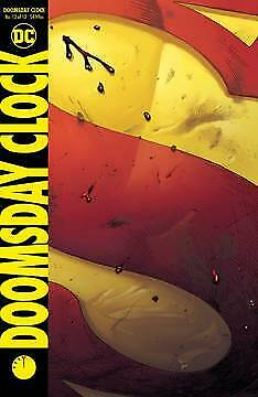 Doomsday Clock #12 (Of 12) (18/12/2019)