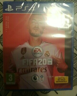 FIFA 20 (PS4) Game BRAND NEW SEALED