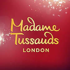 2 x Madame Tussauds London Tickets 04/12/2019, 4th December 2019 at 14:30.