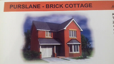 House Building Plan: 3 bed. Detached. Full design construction pack. Ready to go