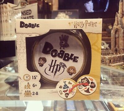 Dobble: Harry Potter Edition New Family Game Dobble