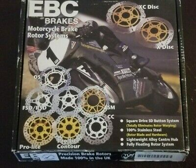 EBC Contour Front Disc Rotor MD714XC