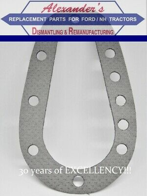 C9NN3N598A Power Steering Gear Gasket /METAL INLAY/ for Ford New Holland TRACTOR