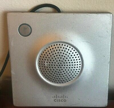 Cisco TTC5-06 Video Conferencing Table Mic 20 total of 18 available Express Post