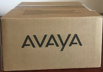 Brand New in Sealed Box Avaya 9611G IP VoIP (700504845) - 6 Available Express