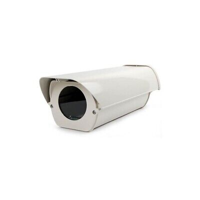 CH-5090 Surveillance / CCTV IP66 Camera Housing with Side Opening & Heater