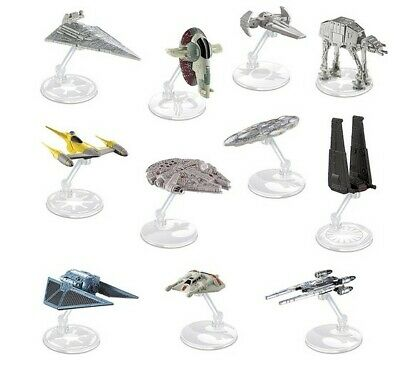 Hot Wheels STAR WARS Starships Razor Crest Y-Wing Resistance Imperial Assorted