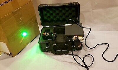 Laserglow Lcs-0532 Diode Pumped Solid State Laser With Case