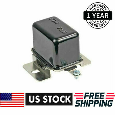 NEW Solid State Voltage Regulator for Delco Generator 1106994 Harley Sportster