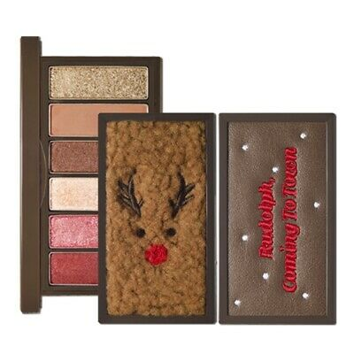 [Etude House] Rudolph Coming To Town Play Color Eyes Mini