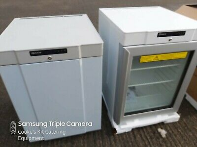 Gram F 210 Lg 3W Undercounter Commercial Freezer Never Used,