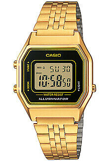 Orologio Casio Vintage Lady Gold
