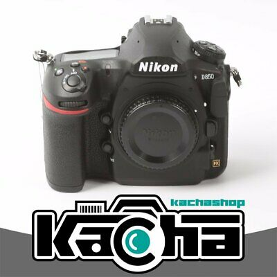 NEUF Nikon D850 Digital SLR Camera (Body Only)