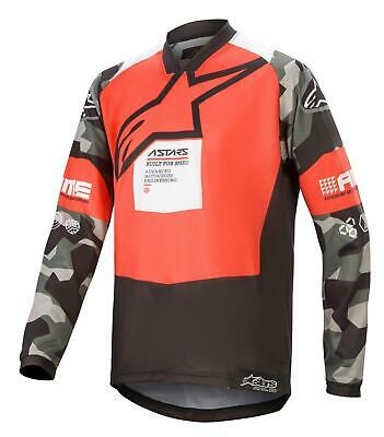 Alpinestars Motocross Jersey Youth Limited Edition Magneto MX Off-Road