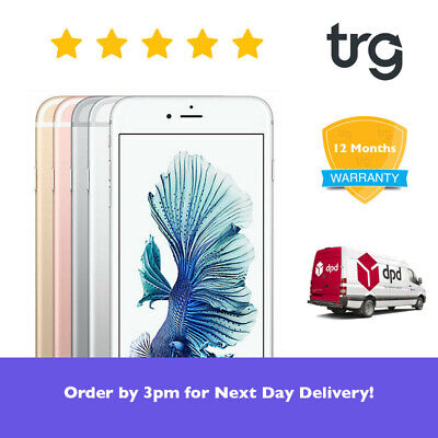 Apple iPhone 6s Plus 16GB 32GB 64GB 128GB Mixed Grades, All Colours