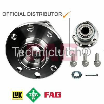 Ina Luk Wheel Bearing Kit For Vauxhall Astra Convertible 2