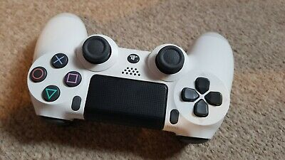 Official White Sony PlayStation 4 PS4 PS Controller Gamepad