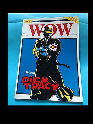 WOW nr. 15 (SPECIALE DICK TRACY)