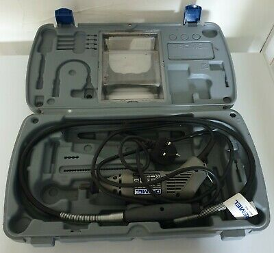 Dremel 400 series digital multi tool in case no accessories with flexi shaft
