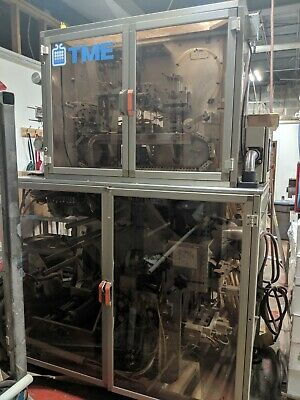 TME CLD100 Espresso Pod Packaging Machine