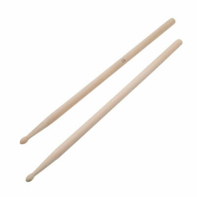 Practical 5A Maple Wood Drum Sticks Instruments Music Bands Accessories Useful