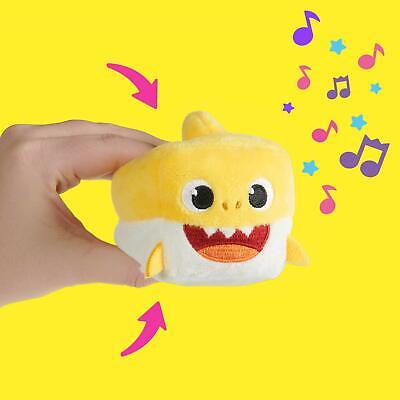 NEW WowWee Pinkfong Baby Shark Official Singing Song Cube, Yellow SEALED