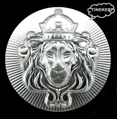 5~OZ ~ PURE .999 SILVER ~ STACKER® ~SCOTTSDALE MINT ROUND ~ $134.88 ~ BUY IT NOW