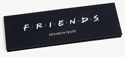 Friends TV Show Eyeshadow Palette 12-Shade Brand New Eye Shadow