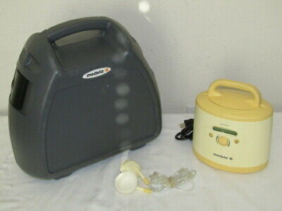 Medela Symphony Hospital Grade Pump Used 1219 Hours w/ Case, et - No Errors