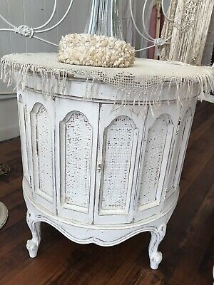Charming Vintage Night Table, Side Table, Shabby Chic