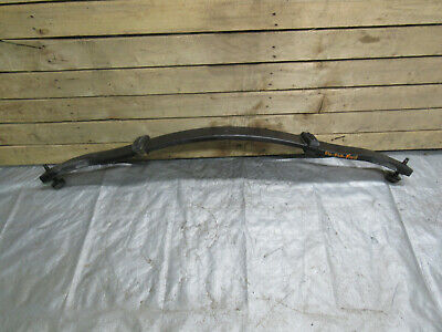 05-13 Corvette C6 Front Mono Leaf Spring With Adjusters