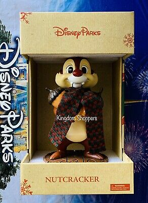 2019 Disney Parks Christmas Nutcracker DALE New Holiday Chip & Dale Brand New