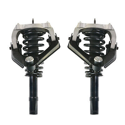 Quick Complete Struts /& Control Arms 1999-2000 Plymouth Breeze Sedan Front Pair