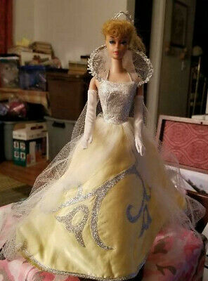 Vintage Barbie #872 Cinderella Rich and Poor Dress Doll Not Included