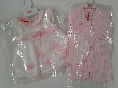 Bundle of baby girls clothes size 3-6 months BNWT