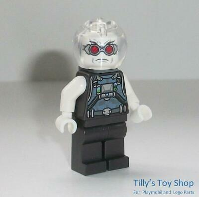 Lego DC Comics Batman Minifig - Mr. Freeze - SH587 - NEW - RARE