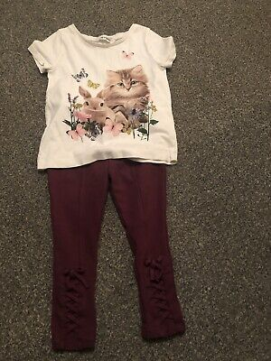 Girls Age 2-3 Outfit