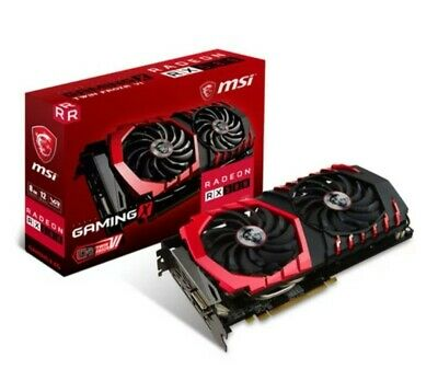 Boxed MSI Radeon RX 580 8GB Gaming X - Repasted with Thermal Grizzly Kryonaut.
