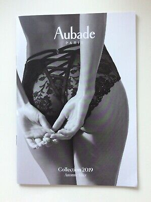 buy best temperament shoes new york AUBADE LINGERIE MAGAZINE 2019 Issue 1 Parlez Vous 60 Years ...