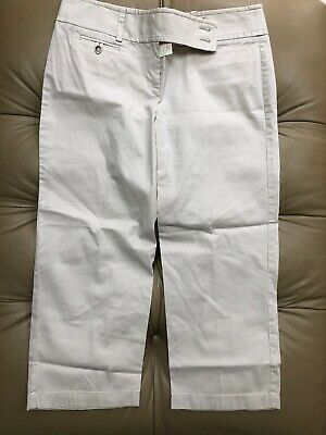 Ann Taylor - Signature Fit Pants/Chino - Womens Size 10 - NWT