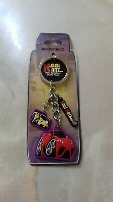 Genuine Car Theme KooL KarZ Keyring Cool Style