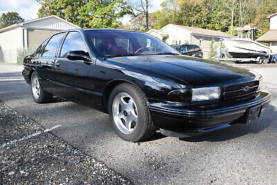 1995 Chevrolet Impala SS LT1 1995 Chevrolet Impala SS, 1 OWNER; 18500 miles, LT1, 4-Speed Auto, Ex. Co.video
